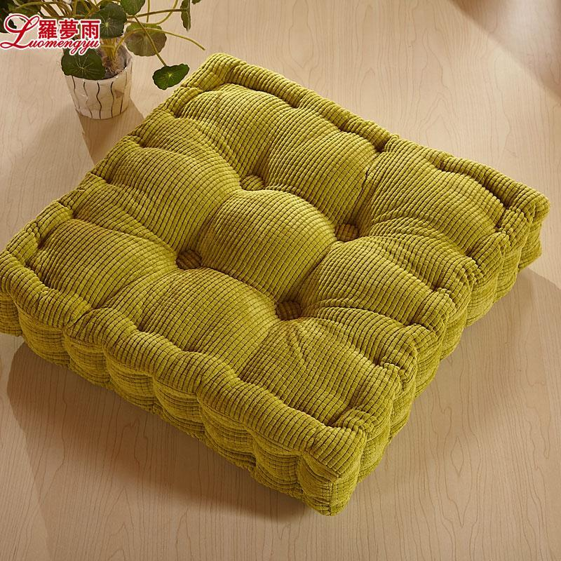 Seat Cushions Futon Decor Aliexpress Com Home Textile Velvet Tatami Mat Plus