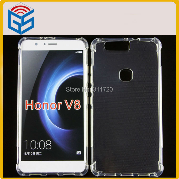 Transparent Soft TPU Cover For Huawei Honor V8 KNT AL10 KNT AL20 Phone Case-in Fitted Cases from Cellphones & Telecommunications on Aliexpress.com ...