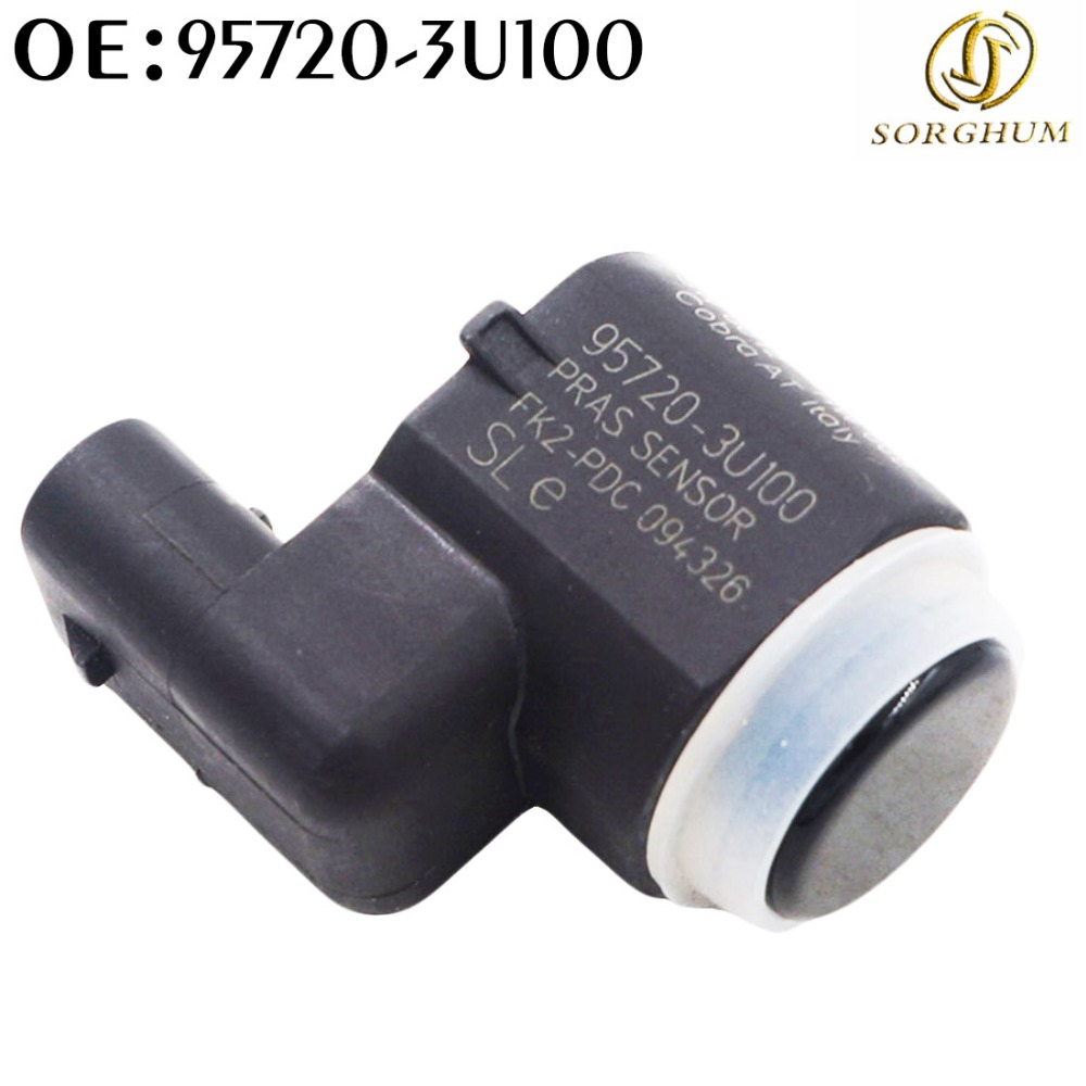 Nueva 95720-3U100 4MS271H7D PDC aparcamiento sensor parachoques reverso asistencia para Hyundai y Kia 4MS271H7C 957203U100 4MS271H7A