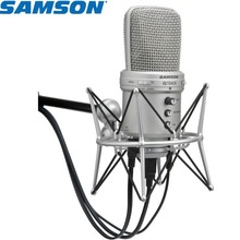 100% Original Samson G-track / G Track Usb Condenser Microphone With Built-in Audio Interface & Mixer For Podcasters Educators