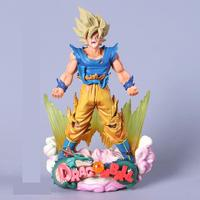 Dragon Ball Z Super Saiyan Goku Figure SMSD Ver With Retail Box 24cm