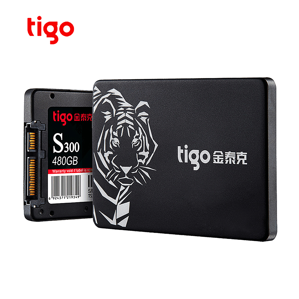Tigo SSD 120GB 480GB SATA3 240GB Hard Disk Internal Solid State Drive HD for Desktop Laptop