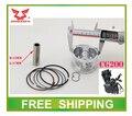 Zongshen CG200 motor 63.5 mm pistón pin anillo fijó moto CQR dirt bike pit accesorios envío gratis