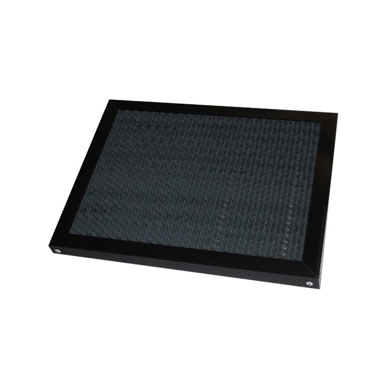 Liyang co2 machine de gravure laser plaque nid d'abeille 3020 nid d'abeille Table de travail 300*200mm