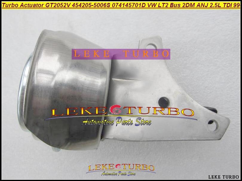 Turbo Actuator GT2052V 454205 0001 454205-0006 434766 434766-0009 074145701D For Volkswagen VW LT 2 Bus 2DM ANJ 2.5L TDI 109HP free ship turbo wastegate actuator gt2052v 454135 454135 5010s 434855 434855 0001 for audi a4 a6 a8 vw passat b5 afb aym 2 5l