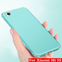 ФОТО kbubyt for for xiaomi mi 5s case protection xiaomi mi5s cover luxury pc hard matte back phone cover xiaomi mi 5s m5s cases 5.15