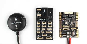 Original Holybro Pixhawk 4 PX4 Flight Controller STM32F765 Accel/Gyro Neo-M8N GPS Power Module PM07 Fr FPV RC Dron - DISCOUNT ITEM  5 OFF Toys & Hobbies