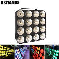 Stage Light Guangzhou Led Matrix Panel Chip 16Pcs 30W 3In1 RGB color mixing Cob Effect Light