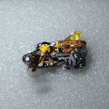 Группа управления диафрагмой с шестерней и запчастей двигателя для Nikon D500 SLR