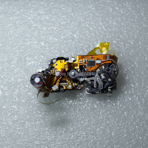 Image 1 - Группа управления диафрагмой с шестерней и запчастей двигателя для Nikon D500 SLR