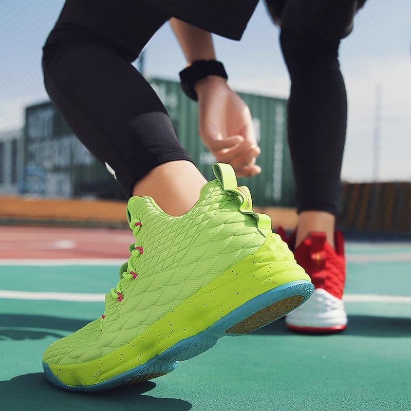 Esportes ao ar Anti-slip Livre Tênis 555088 Nike