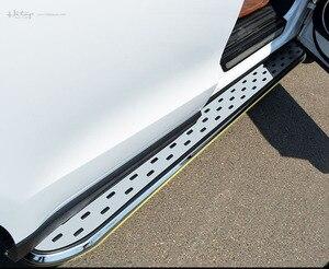 Image 3 - Nieuwe Collectie Nerf Bar Side Bar Voet Stappen Voet Board Voor Opel Grandland X, Dikker Aluminium, vervaardigen Door Beroemde Fabriek