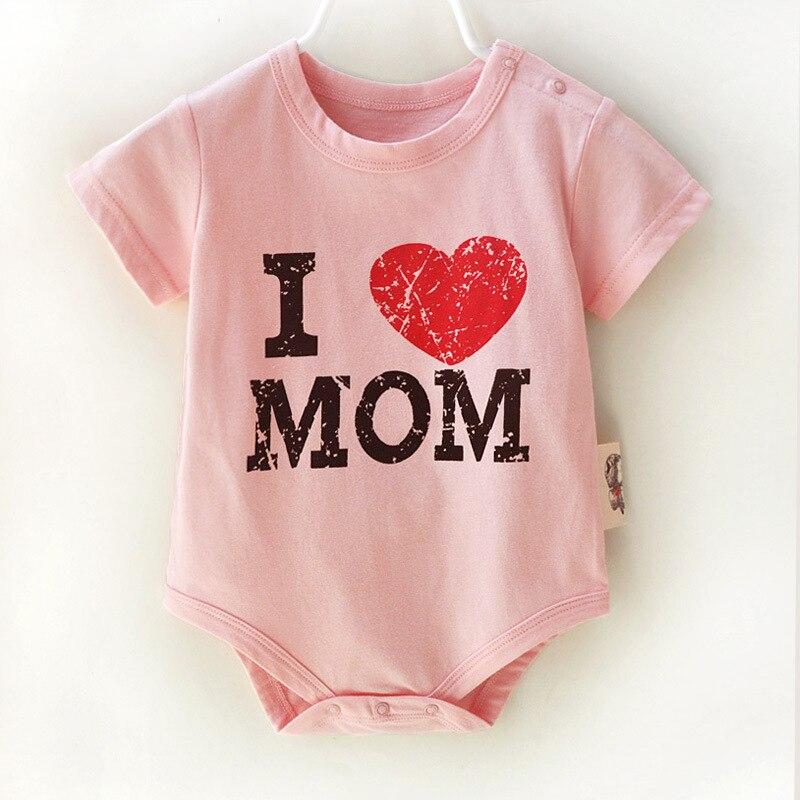 Newborn Baby Romper Summer&Autumn Overalls Short Sleeve Cotton Baby Boy Girl Rompers Roupas de bebe Infant Jumpsuit Baby Clothes