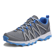 Plus Size 36-46 Summer Breathable Mesh Men Women Running Shoes Outdoor Brand Sneakers Antiskid Sport Shoes Unisex Fitness Shoes