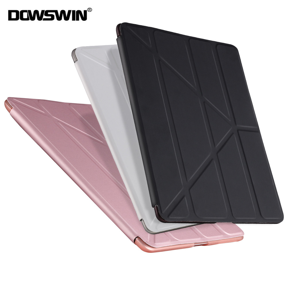 Case for iPad 2 3 4 Soft TPU Back Cover For ipad 3 Case PU Leather Smart Cover For ipad 2 For ipad 4 Case Flip Smart Case Holder pudini wb ip4s stylish crystal inlaid tower decoration flip open pu case w holder for iphone 4s 4