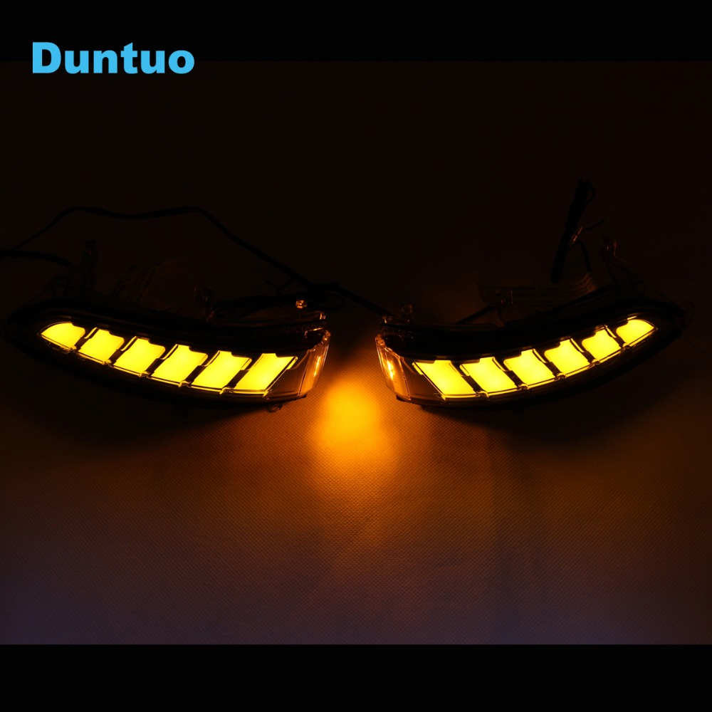 LED Sequential Flowing Turn Signal Lamp Rearview Mirror Running Light For Lexus LX570 2012-2019 /GX400 GX460 2010-2016