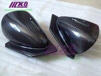 Carbon Fiber Mirror Cover for Mitsubishi Lancer EVO 7 8 9