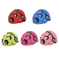 Breathable Children Kid Snow Bicycle Helmet Ski Skateboard Protection Adjustable Head Circumference Sport Helmet for Cycling