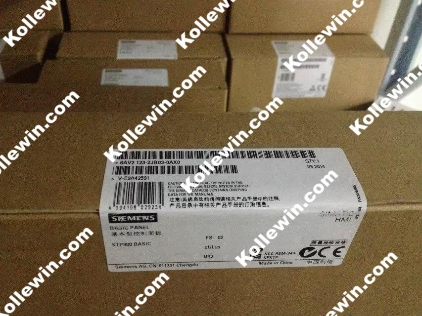 все цены на Original NEW SIMATIC hmi 6AV2123-2JB03-0AX0, 6AV2 123-2JB03-0AX0 KTP900 Touch Panel,9
