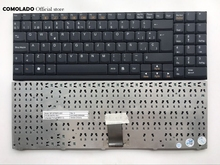 SP Spanish  Keyboard For Clevo D9 D90 D900 D900C Series black laptop keyboard SP layout laptop keyboard with back light for clevo p370sm p170sm black us series 6 80 p17s0 010 3 v132150bk3