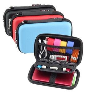Image 5 - 1 bolsa de almacenamiento de auriculares bolsa de almacenamiento de Cable de datos