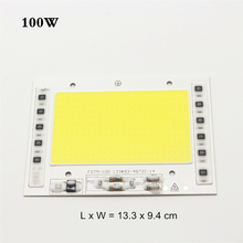 20W 30W 50W 100W 150W 200W High Power Integrated COB Chip Lamp 220V LED Spotlight DIY Projector Flood Light Outdoor Street Bulb