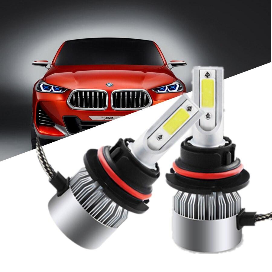 car led headlight h4 h7 led automobiles 12v fog lamp car styling lampadas de led para carro h11. Black Bedroom Furniture Sets. Home Design Ideas