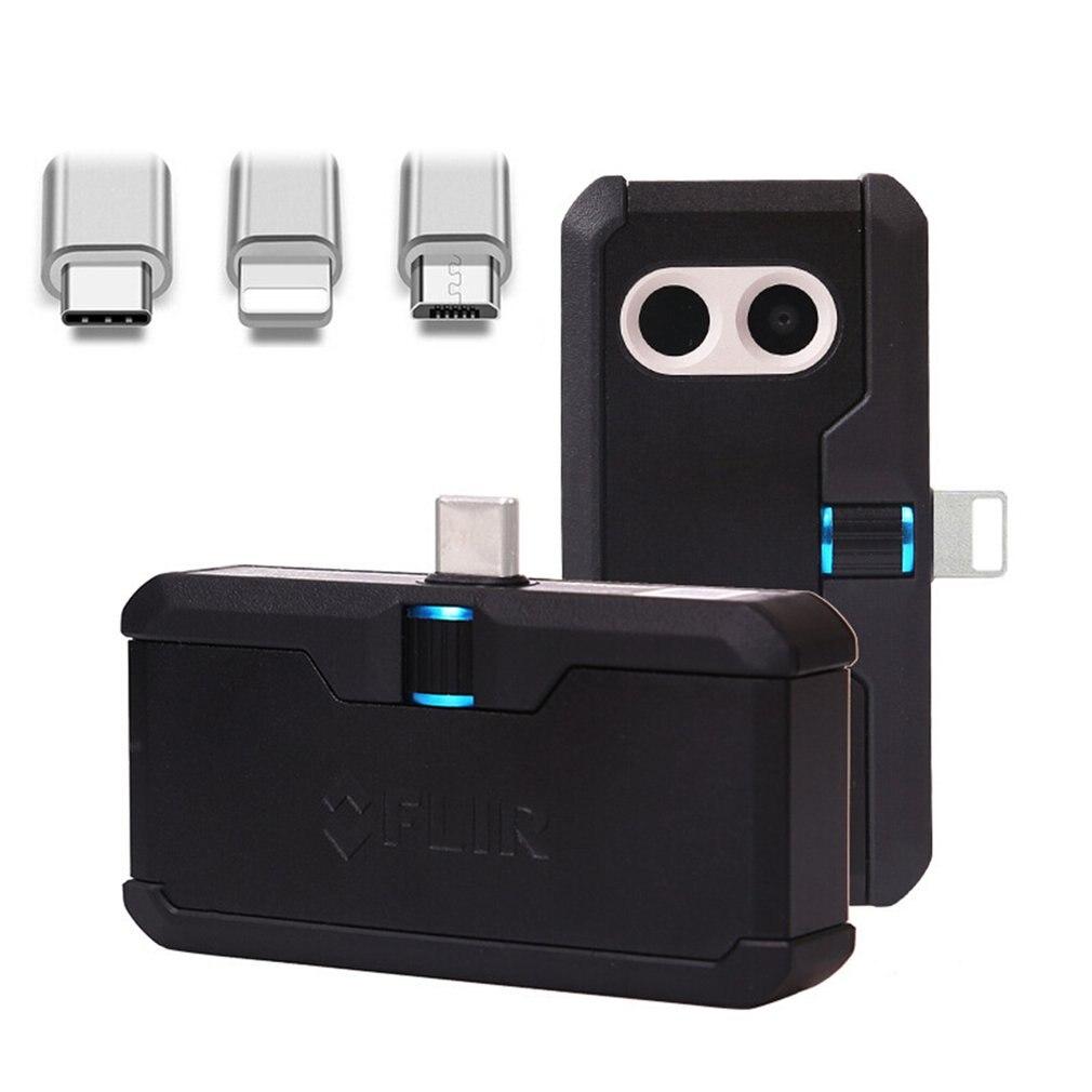 Caméra d'imagerie thermique génération 3 imageur infrarouge FLIR ONE PRO vision nocturne utilisation pour iphone ipad iOS ou Android ou type-c