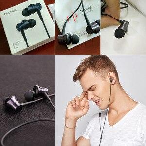 Image 4 - 1MORE E1009 Piston Fit In Ear หูฟังหูฟังหูฟังพร้อมไมโครโฟนสำหรับ iOS และ Android โทรศัพท์ Xiaomi iPod iPad กล่องต้นฉบับ