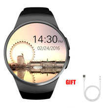 Kaimorui Смарт Часы Heart Rate Шагомер монитор сна фитнес-трекер Bluetooth SmartWatch для IOS Android Smart часы