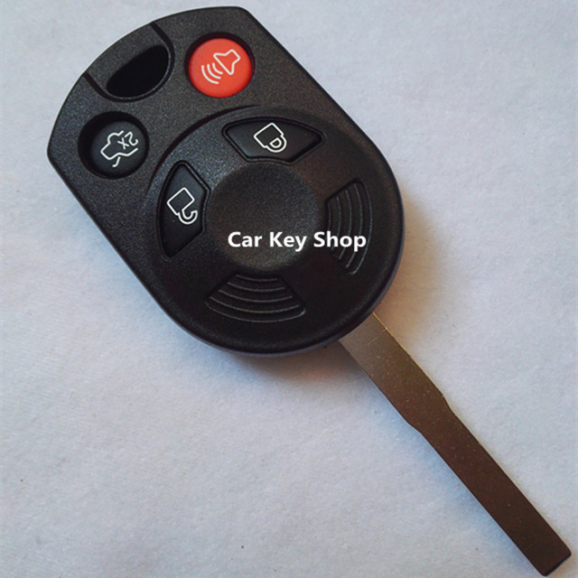 Free Shipping Replacement Car Key Remote Case For Ford Edge C Max Escape Focus Remote
