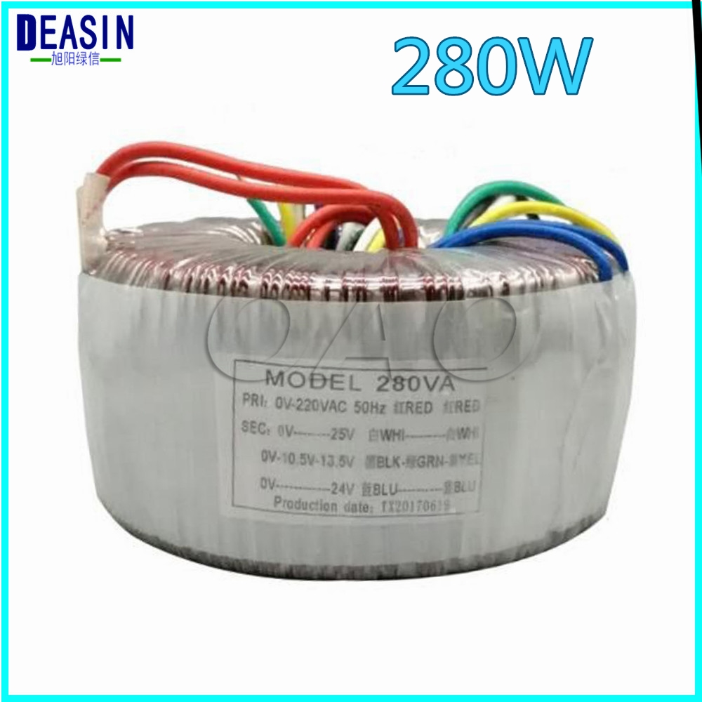 High Quality NEW Good Quality 9 lines Dental chair toroidal transformer 280W / Dental Equipment Accessories
