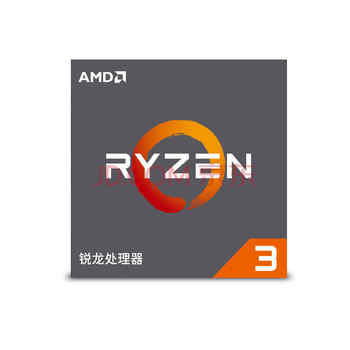 AMD Ryzen 3 1200 R3 1200 CPU Original Processor Quad-Core Socket AM4 3.1GHz 10MB TDP 65W Cache 14nm DDR4 Desktop YD1200BBM4KAE