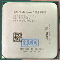 AMD Athlon X4 760K X760K FM2 Quad Core CPU 100 Working Properly Desktop Processor