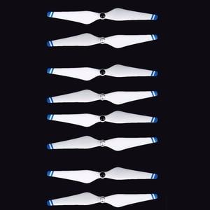 8 шт. 9450 Пропеллер для DJI Phantom 3 Расширенный стандарт Профессиональный SE 2 видения Дрон реквизит замена лезвия аксессуары Запчасти