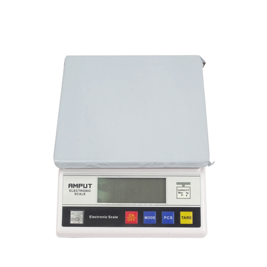 1PC 7 5kg x 0 1g Digital Precision Industrial Weighing Scale Balance Counting 7 5V Table