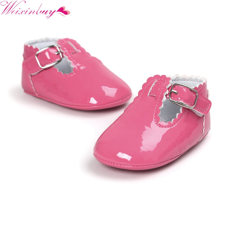 WEIXINBUY-New-Vintage-Toddler-Baby-Girl-Spring-And-Autumn-PU-Solid-Color-Princess-Baby-Shoes-Anti-slip-Crib-Shoes-Prewalker-Hot-2