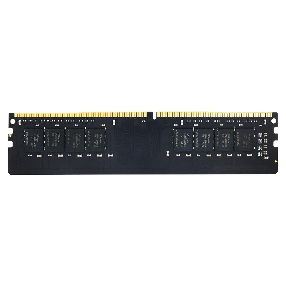 2018 nuevo KingSpec DDR4 8 GB 2400 MHz memoria Ram 288pin para escritorio para PC con alto rendimiento de alta velocidad envío libre