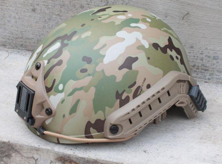 fast helmet Airsoft FMA Ballistic style Helmet ( Multicam ) cycling helmet