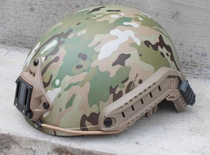 Casco rápido Airsoft FMA casco de estilo balístico (Multicam) casco de ciclismo