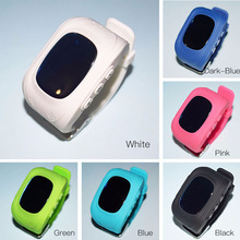 Fashion GPS Smart Kid Safe smart Watch SOS Call Location Finder Locator Tracker For Child Anti Lost Monitor Baby Wristwatch T20