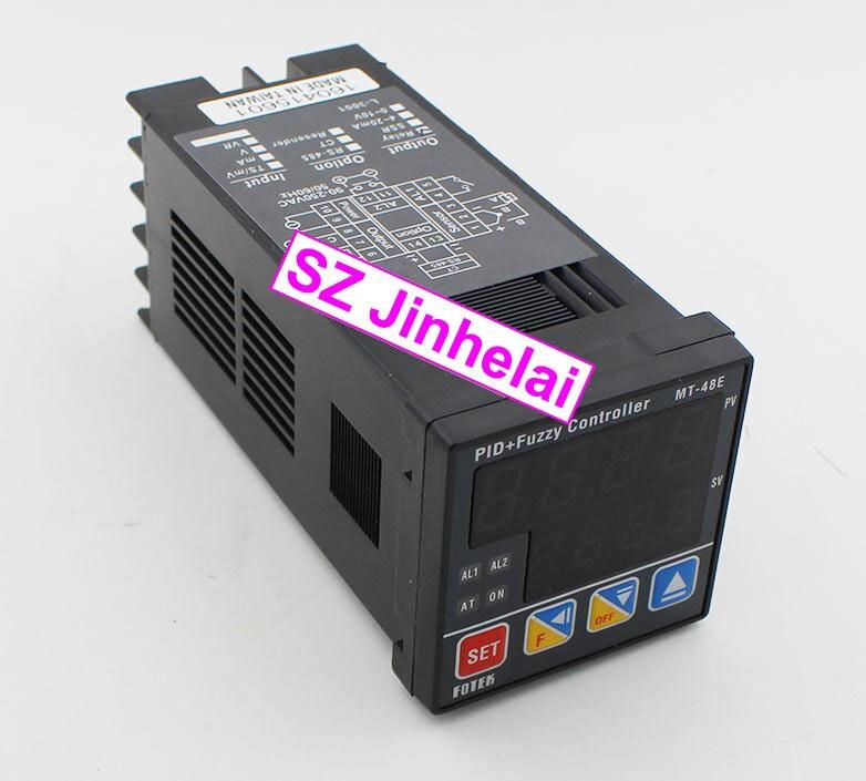 MT48-V-E SSR Output FOTEK Temperature Controller New /& Original MT-48E