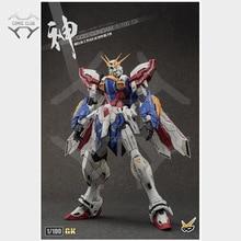 COMIC CLUB Inbouwen Suite van GK hars voor Gundam MG 1/100 GOD Gundam model assemblage