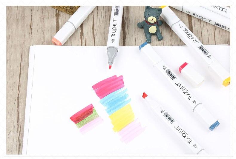 design art markers