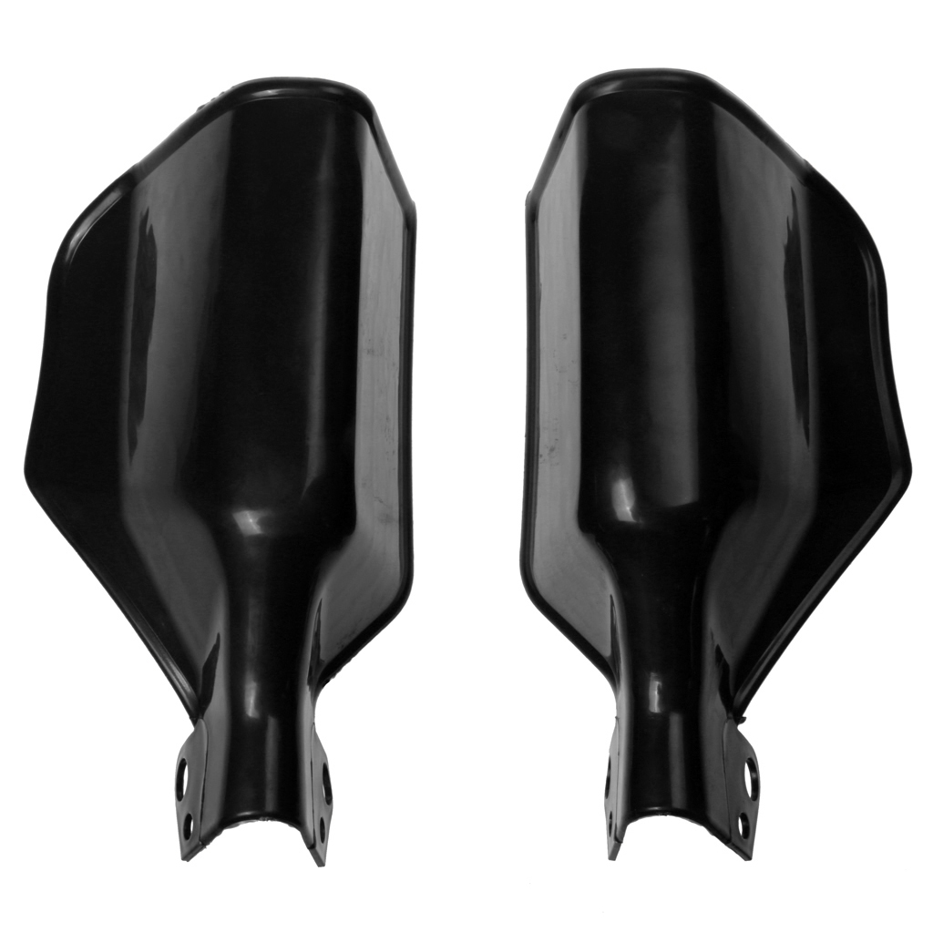 Handlebar Guards ,Universal Motorcycle Handlebar Hand Brush Guards Protector Handguards for Yamaha Dirt Bike Scooter Black