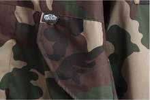 Tactical Camouflage Windbreaker Jacket