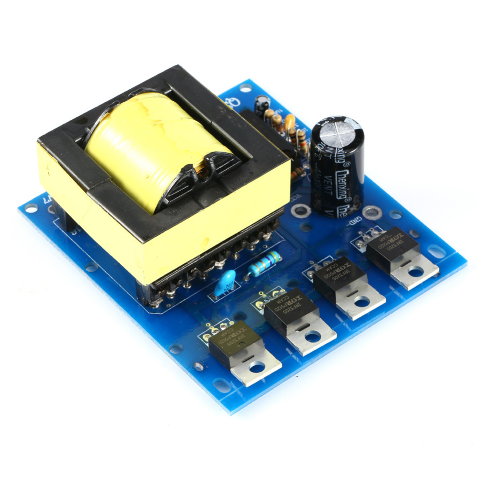 US $12 39 29% OFF|500W DC 12V to AC 18V 0 220V 380V DC AC Inverter Board  Transformer Power Converter Module-in Demo Board Accessories from Computer  &