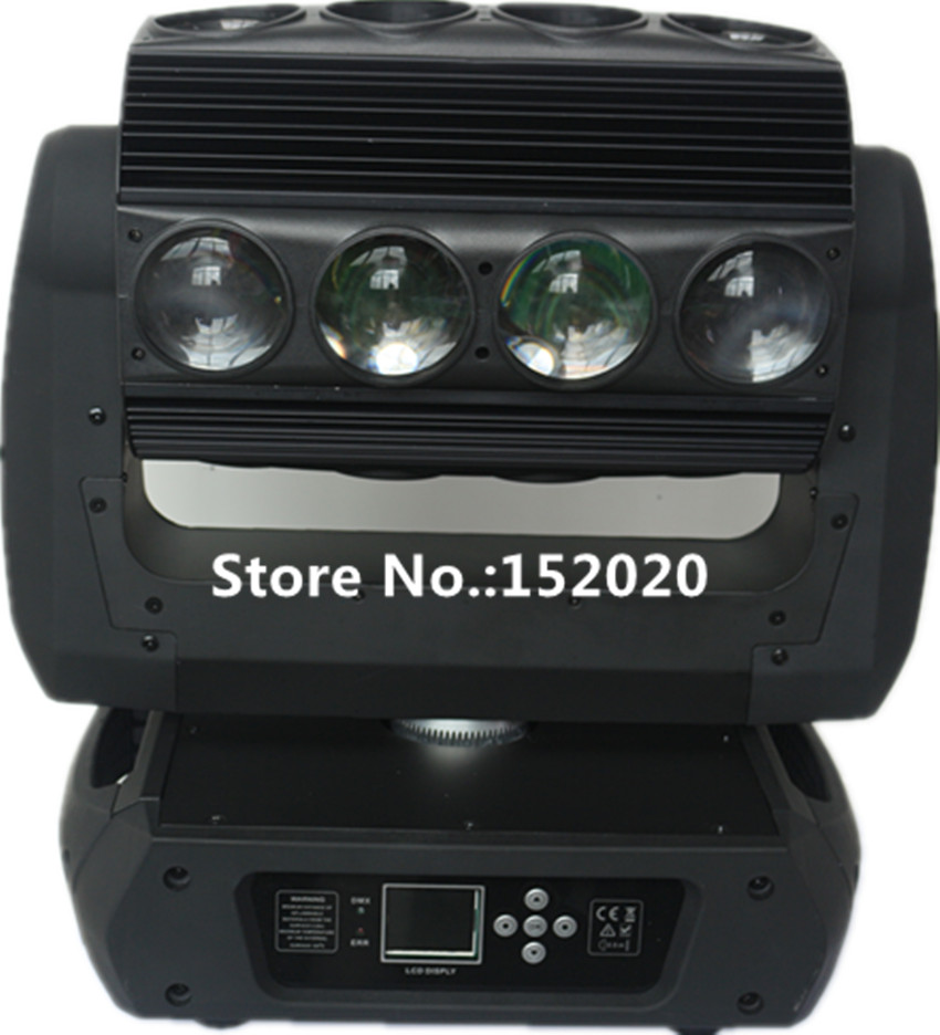 4 pcs lot 16 25 w led moving kepala beam cahaya individu led kontrol rotasi  terbatas untuk bar 4ee5a71e17