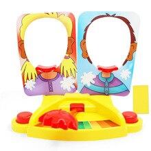 лучшая цена Large butter cream game face smashing dispatcher party game couple play camera pie face showdoun face brat machine for kids