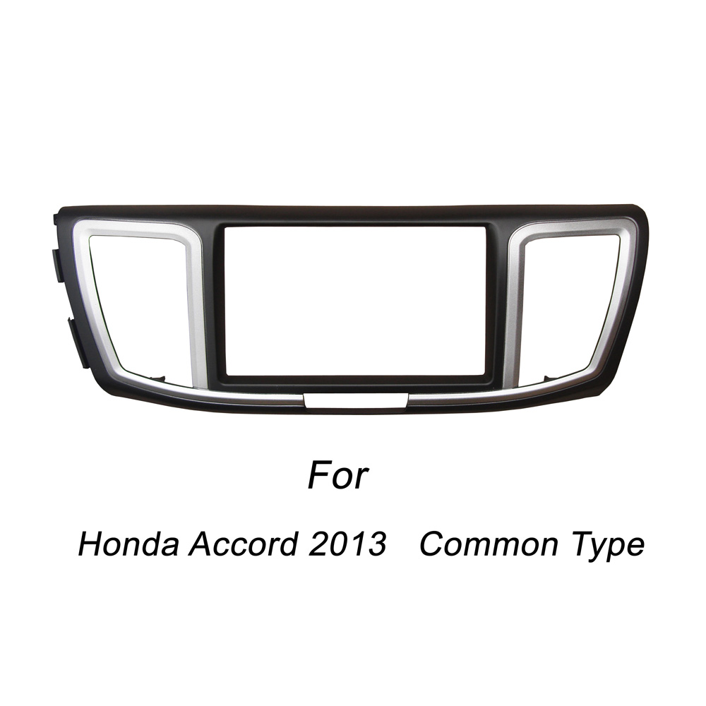 Double Din Stereo Panel for Honda Accord Common Type